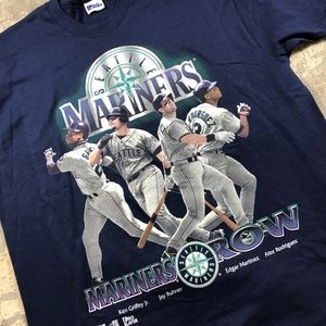 🔥1997 Seattle Mariners Shirt🔥